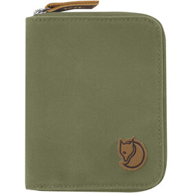 Fjällräven Zip Brieftasche green